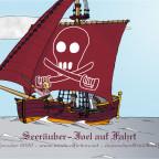 Seeräuber-Ioel auf Fahrt