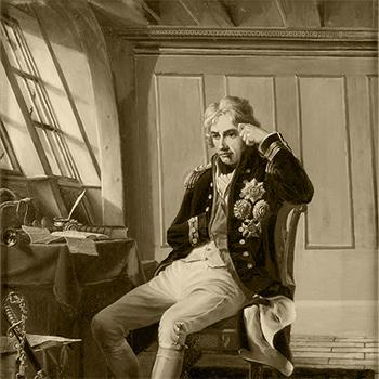 Nelson und die Literatur