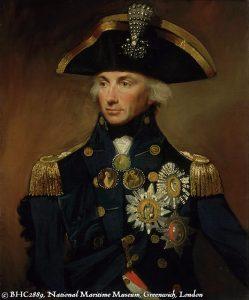 Abbot: Sir Horatio Nelson